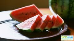 西瓜的五大健康好处