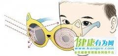 夏天让孩子戴太阳镜,不仅起不到护眼的效果,还可能会伤害眼睛