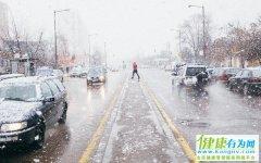 冬季开车也有很多注意事项,安全行驶
