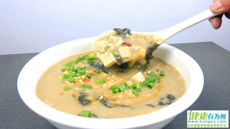 1把芝麻叶1块豆腐,这样做羊肉汤都要靠边站,简单营养又美味