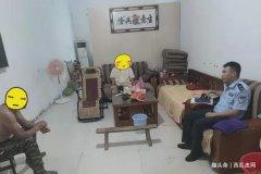 潢川县民警调解矛盾纠纷 邻里乡亲重归和睦