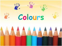 孩子喜欢什么颜色,预示着娃的未来