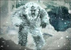 喜马拉雅山雪人袭击牲口,老兵看到可怕一幕